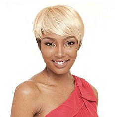 Vanessa Synthetic Hair Wig Toby