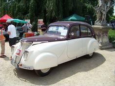 Retro Cars, Vintage Cars, Antique Cars, Fiat 500, Art Deco Car, Mode Of Transport, Car Car, Old Cars, Concept Cars