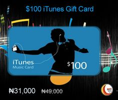 Tunes Gift Cards are the perfect way to give the gift of entertainment. You can buy them in different styles and denominations from #BlessingComputers  . Order this $100 #iTunesGiftCard  now at http://www.blessingcomputers.com/products/Z2PR4QT09AXQHDQK-$100-iTunes-Gift-Card.html