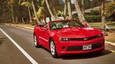 ハワイでしたい16のことPart.2 アメ車のコンバーチブルでハワイを駆け抜ける