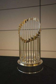 To the victor goes the spoils. Congratulations to the 2014 San Francisco Giants World Series Champions.