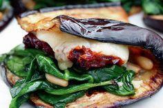 Eggplant Wraps recipe