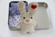 Your place to buy and sell all things handmade Craft Activities For Kids, Crafts For Kids, Felt Crafts, Paper Crafts, Tin House, Worry Dolls, Altered Tins, Baby Sewing Projects, Unique Birthday Gifts