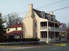 George Washington House in Prince George's County, Maryland.