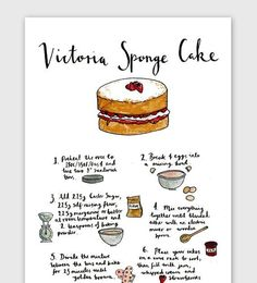Ever since I was a little girl, I've had a sweet tooth. My mum would bake cakes, oftentimes a Victoria sponge cake after we'd spent the da...