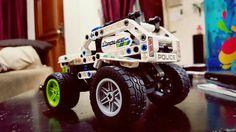 Lego Technic.