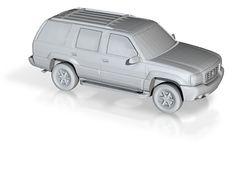 1/87 1999-01 Cadillac Escalade by rapidpro