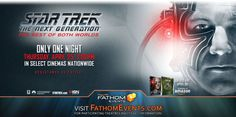 Win free tickets to the one-night-only Star Trek: The Next Generation -- The Best of Both Worlds movie event courtesy of HollywoodChicago.com! Win here: http://ptab.it/JJk0