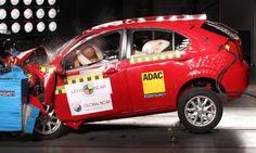 Latin NCAP divulga resultados de nova  rodada de crash-tests