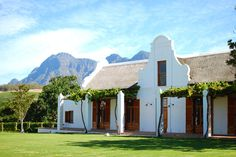 Located about 40 miles outside Cape Town in the renowned wine region of Franschhoek, the lush 500-acre Babylonstoren feels more like a utopia than a farm. Originally cultivated by French Huguenot refugees in the late 1600s, today the former estate's historic grounds house a staggeringly beautiful maze of gardens and vineyards populated by crisp, traditional Cape Dutch-style buildings.