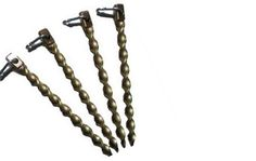 60cm Steel Screw Anchor from Stretch tents - www.stretchtents.co