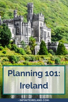 Planning your first trip to Ireland? This will give you the answers to your top travel questions like where to stay, where to explore, when to travel, information on traveling with kids, and how much Vacation Trips, Vacation Food, Vacation Outfits, Vacation Places, Vacation Spots, Vacation Ideas, Driving In Ireland, Train Vacations, Ireland Travel Guide