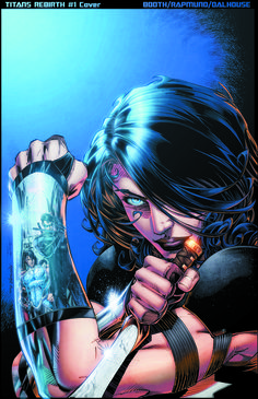 Teen Titans Rebirth: Donna Troy by Brett Booth Comic Book Girl, Comic Book Heroes, Comic Books Art, Comic Art, Book Art, Titans Rebirth, Dc Rebirth, Nightwing, Conor Leslie
