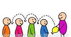 Μια απλή και διασκεδαστική δραστηριότητα συνεργασίας που μπορεί να γίνει και τις πρώτες μέρες στο σχολείο. Χωρίζουμε τα παιδιά σε... School Games, School Tips, Preschool Classroom, Charlie Brown, Fictional Characters, Fantasy Characters, College Tips