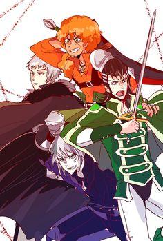 Shingeki No Bahamut Genesis, Beautiful Artwork, Anime Stuff, Rage, Otaku, Virginia, Artworks, Geek Stuff, Illustrations