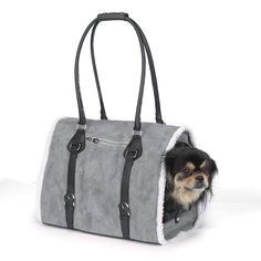 Deluxe Sherpa Pet Carrier