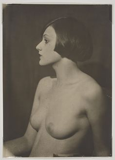 Man Ray: Untitled (Brogna Perlmutter), 1924. Malcolmson Collection | AGO Art Gallery of Ontario