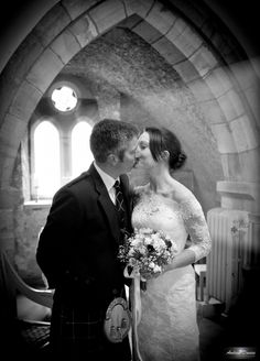 Black and white classical Wedding Photography North East and Yorkshire by Andrew Davies www.andrew-davies.com