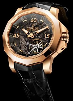 #Corum Admiral's Cup Minute Repeater Tourbillon Watch priced at USD 290,000.