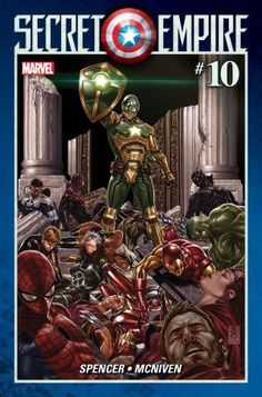 Top Comics to Buy This Week: August 30 2017  With dozens of comic books to choose from let us show you which are the best coming out this week. Take a look at this list spotlighting our favorite comics that we know are money-well-spent and new books that look cool and are backed by some top-tier talent.  Check out our picks then head to the comments to let us know what youll be buying this week!  By writer Nick Spencer & artist Steve McNiven | Marvel  Continue reading…
