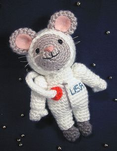 Space Mouse 2 by maylenor, via Flickr