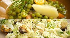 Τι θα φάμε τις ημέρες της νηστείας; Risotto, Potato Salad, Potatoes, Ethnic Recipes, Food, Eten, Potato, Meals, Diet