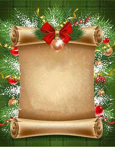 Aaa Christmas Note, Christmas Frames, Christmas Paper, Christmas Pictures, Merry Christmas, Christmas Cards, Christmas Decorations, Free Christmas Borders, Christmas Templates