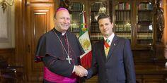 El nuevo Nuncio en México pide a los católicos que no marchen contra el «matrimonio» homosexual
