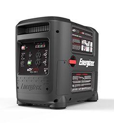 #Energizer EZV2200 2200-watt Portable Inverter Generator #CES #ConsumerElectronicsShow