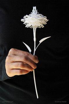 Mazzo di Fiori – Des fleurs délicates imprimées en 3D