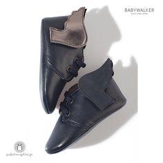 Δερμάτινα Sneakers Αγκαλιάς με Φτερά Babywalker MC1025