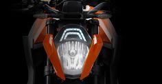 KTM Super Duke 1290 R 2014