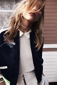 Obsessed with jackets (Vogue Espana)
