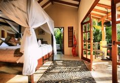 A romantic stay at an adults-only paradise above the Pacific, with your choice of private-pool villas