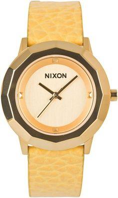 NIXON THE BOBBI WATCH > Womens > Accessories > Watches | Swell.com