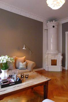 EN NYDELIG KARAMELL PÅ FROGNER - Villa Von Krogh Villa, Home Decor, Caramel, Decoration Home, Room Decor, Home Interior Design, Fork, Villas, Home Decoration