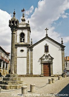Traditional Portuguese church