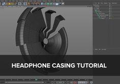 Headphones Breakdown - Casing tutorial.