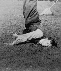 Buster Keaton, c. 1920's