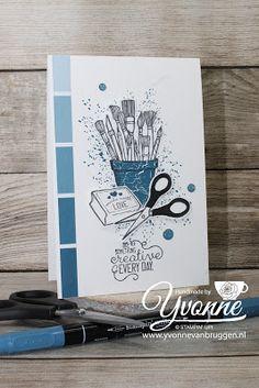 stampin up bestellen, yvonne van bruggen, boxtel, stamp impressions team, bloghop, crafting forever