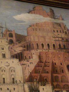 Pieter+Bruegel+the+Elder,+The+Tower+of+Babel+detail+on+ArtStack+#pieter-bruegel-the-elder+#art