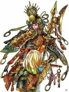 PC「鬼武者Soul」新武将・新機能を追加する大型アップデート「関東風雲編」実装!サンテメディカルシリーズコラボにて「カワキ目天狗」が襲来