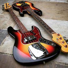Bass Guitar Notes, Bass Guitar Lessons, Fendi, Esp Guitars, Fender Jazz Bass, Types Of Guitar, All About That Bass, Beautiful Guitars, Vintage Guitars