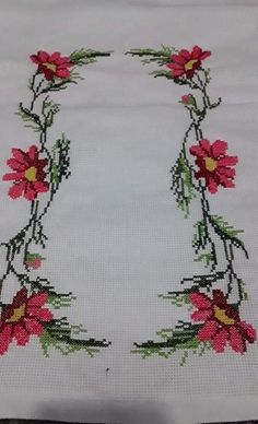 Embroidery, Herb, Stitches, Cross Stitch, Funny Cross Stitches, Roses, Needlepoint, Crewel Embroidery, Embroidery Stitches