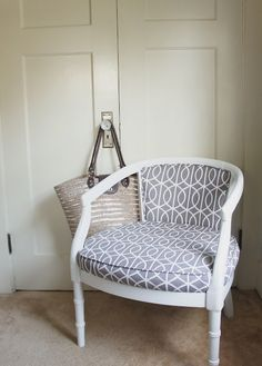 chair redo 39 s on pinterest dining room chairs chairs and chair
