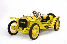 1911 Mercer 35C Raceabout