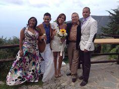 Vestimenta matrimonio country