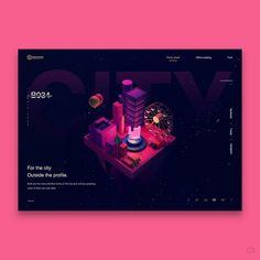 """960 次赞、 18 条评论 - ThePixelPost (@thepixelpost) 在 Instagram 发布:""""Web design by Arvin Lixiao @dribbble.com/Arvin_xiaoand @arvin_xiao"""" #MobileWebDesign"""