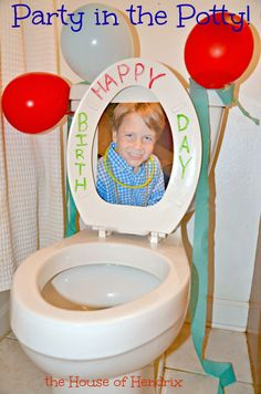It's the first thing a boy does on his birthday so why not start it off with a surprise! These 14 ideas are sure to create many Memorable Moments. (the House of Hendrix)