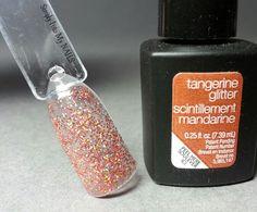 Sensationail Tangerine Glitter Ik zoek alle sensationail met glitters!